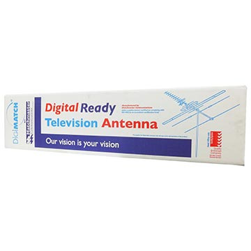 01MM-DG27 - Digital TV Antenna VHF/UHF (6-12)(28-46) 27 Elements Packaging Image