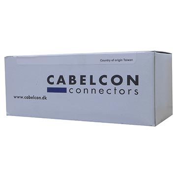 08MM-B11 - Connector BNC Male RG59 Compression (50 Pack) Packaging Image