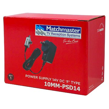 10MM-PSD14 - Power Supply 14V DC