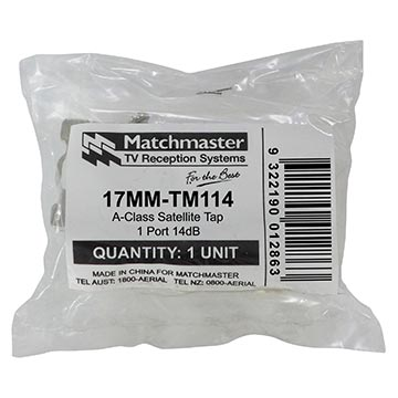 17MM-TM114 - 1 Way Tap 14dB Packaging Image