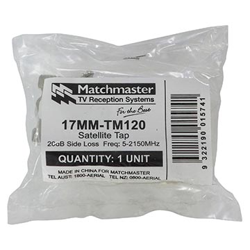 17MM-TM120 - 1 Way Tap 20dB Packaging Image