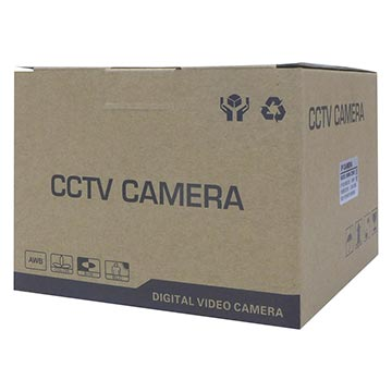 50MM-CB003 - 5MP Full HD PTZ Bullet IP POE Camera with 2.8-12mm Auto Focus Lens Packaging Image