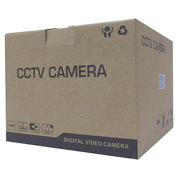 50MM-CD005 - 5MP HD Dome IP PoE Camera IP66 2.8-12mm Varifocal lens IK10 Vandal Rated Packaging Image