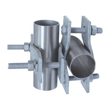 56MM-BSAM1 - Base Station Antenna Mount - Right Angled, Galvanised Application Image