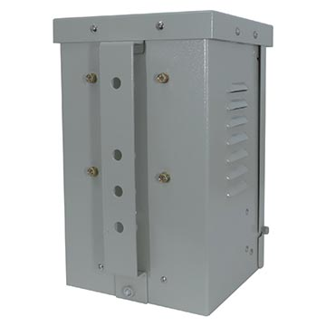 14MM-PVS630 - 60/90 VAC 15A Power Supply for Cable Networks Back of Product Image