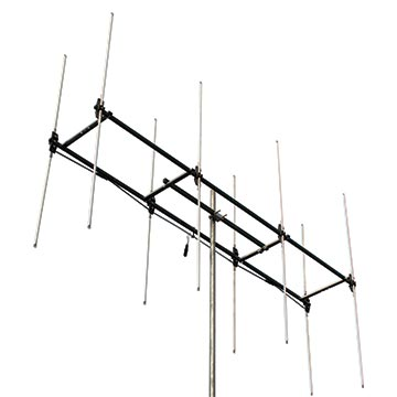 03MM-BIGRAY - Phased Array Digital TV Antenna Vertical/Horizontal With Balun 16 Elements Vertical Polarisation Image