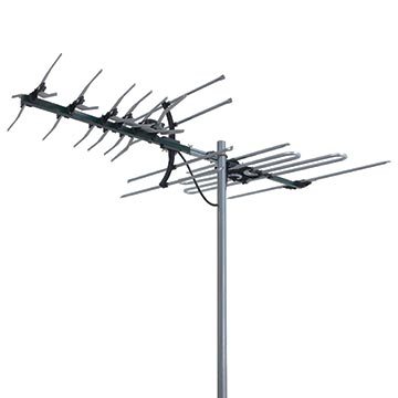 01MM-DG27 - Digital TV Antenna VHF/UHF (6-12)(28-46) 27 Elements