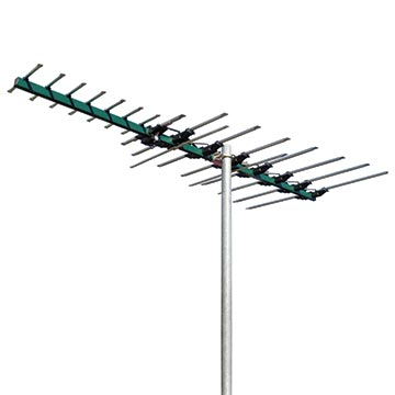 01MM-MAGNA25 - Digital TV Antenna VHF/UHF  (6-12)(28-40) 25 Elements