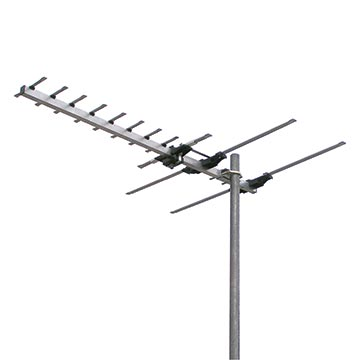 01MM-MD11 - Digital TV Antenna VHF/UHF (6-12)(28-46) 11 Elements