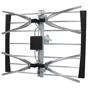 02MM-MDU18 - Digital TV Antenna UHF (28-51) 18 Elements