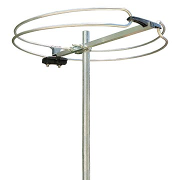 03MM-1EFM - FM Antenna (88-108MHz) with VHF/UHF Input/Combiner
