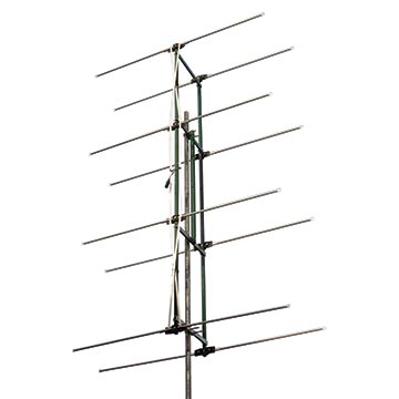 03MM-BIGRAY - Phased Array Digital TV Antenna Vertical/Horizontal With Balun 16 Elements