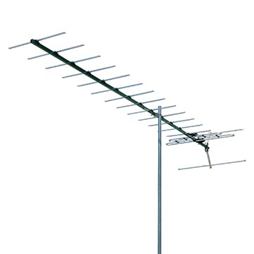 03MM-DR3018 - Digital TV Antenna VHF (6-12) 18 Elements