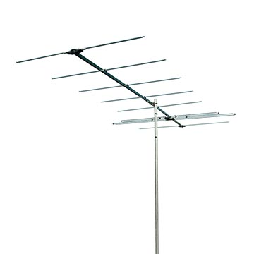 03MM-FMG8 - FM Antenna with No Balun 8 Elements