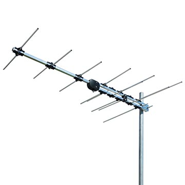 03MM-LP03VF - Log Periodic Digital TV Antenna VHF (6-12) 8 Elements