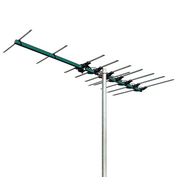03MM-MAGNA25V - High Gain Digital TV Antenna VHF (6-12) 17 Elements