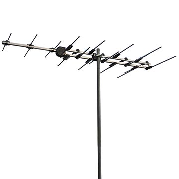 03MM-V8 - Log Periodic Digital TV Antenna VHF (6-12) 10 Elements