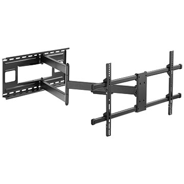 "04MM-TB13 - TV Tilt and Swivel Bracket - Long Arm to 1015mm, 43""- 80"""