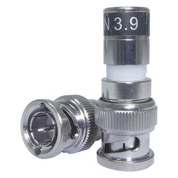 08MM-B11 - Connector BNC Male RG59 Compression (50 Pack)