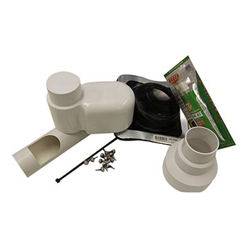 11MM-DTHRKIT50 - Top Hat Roof Kit (50DN)