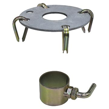 "11MM-GCA32 - Guy Clamp Assembly For 1.25"" (3.17cm) Mast"