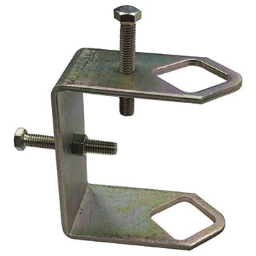 11MM-MC - Caravan Mast Bracket Clamp