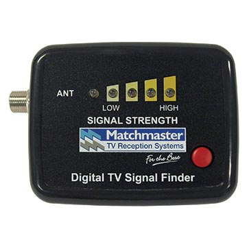 12MM-DF02 - Digital TV Signal Finder
