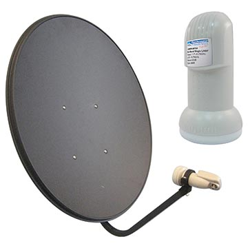 13MM-80LNB-KIT - 80cm Vast Satellite Kit Including Dish And LNB