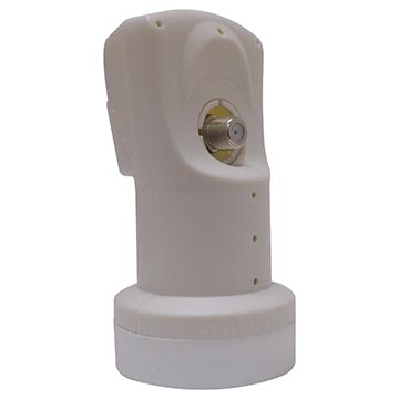 13MM-KU1F - LNB 10.7 L.O. - Single Output