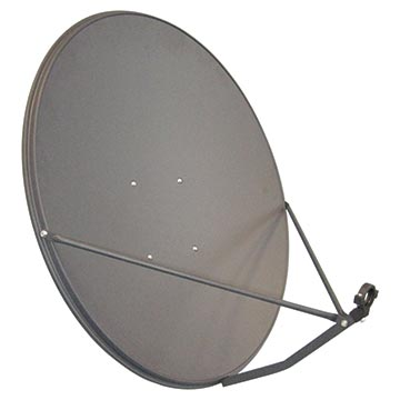 13MM-R80P - Satellite Dish 80cm
