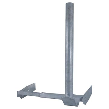 13MM-SM17 - Gutter Mount for Satellite Installation