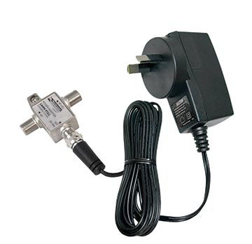 14MM-ATPS-1A - Power Supply 18V 1A with Power Inserter 2400MHz
