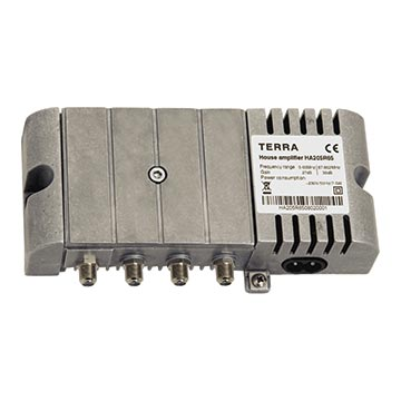 14MM-HA205R65 - Amplifier With 65MHz Return Path