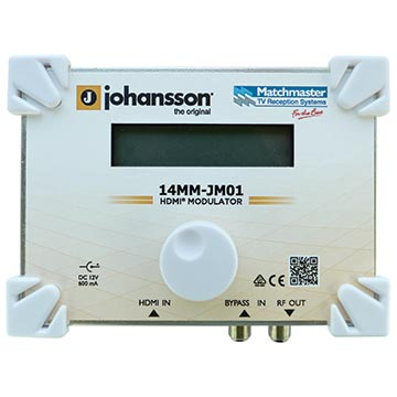 14MM-JM01 - HDMI to DVB-T HD Modulator MPEG4