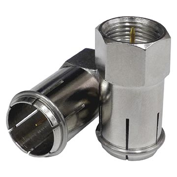18MM-DV49A - Adaptor F-Fixed Push On