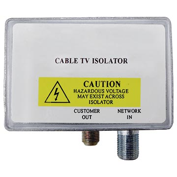 19MM-TDTISOL - Foxtel TDT Isolator