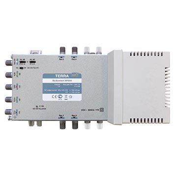 21MM-MR504 - 5 Wire Multiswitch 5 In 4 Out Mains Powered