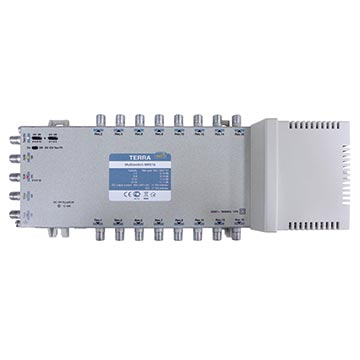 21MM-MR516 - 5 Wire Multiswitch 5 In 16 Out Mains Powered