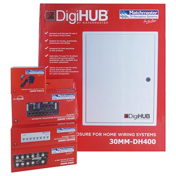 30MM-DH400K - DigiHUB 400 Home Hub Kit