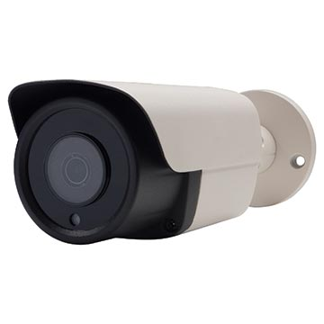 50MM-CB001 - 5MP HD Bullet IP PoE Camera IP66 3.6MM Fixed Lens