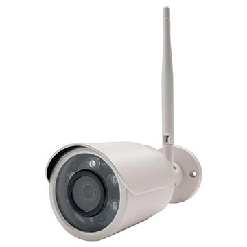 50MM-CB002 - 2MP HD Bullet IP Wi-Fi Camera IP66 3.6mm Fixed Lens