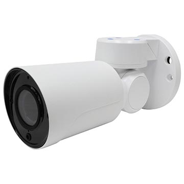50MM-CB003 - 5MP Full HD PTZ Bullet IP POE Camera with 2.8-12mm Auto Focus Lens