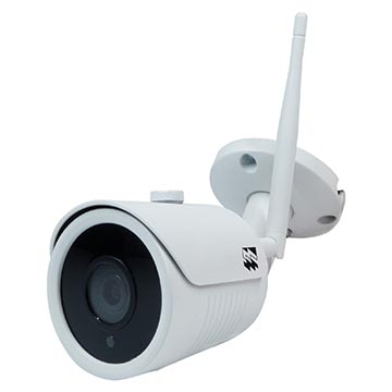 50MM-CWB01 - 2MP HD Bullet IP Wi-Fi Camera IP66 3.6mm Fixed Lens