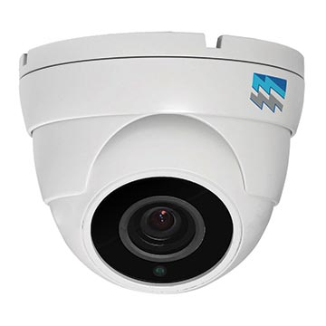50MM-LD5MPFLIR35 - 4/5MP HD Dome IP Camera LAN POE IP66 3.6mm Lens 2592x1944 Res