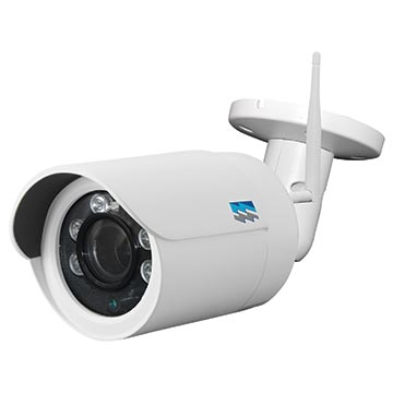 50MM-WB2MPFLIR40 - 2MP HD Bullet IP Camera Wi-Fi 3.6mm Lens 1080P Resolution