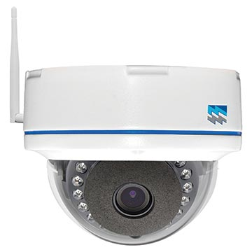 50MM-WD2MPFLIR25 - 2MP HD Dome IP Camera Wi-Fi 3.6mm Lens 720P Res