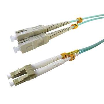 LC To SC OM3 Patch Cords -
